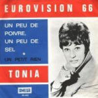 Cover Tonia [BE] - Un peu de poivre, un peu de sel